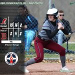Perez, Yeater Helps Lead Softball Rout of Brebeuf