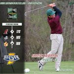 Halderman Medals as Golf Wins Tri-Match