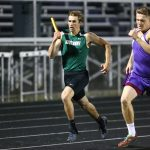 Boys T&F Take Fifth in City