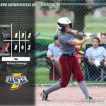 Softball Shuts Out Monrovia