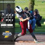 Softball Offense Explodes in Win Over Triton Central