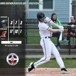 Weekend Split for Baseball in CCC Tournament