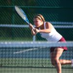 Tennis Season Ends in Regional