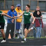 T&F Close Out Season in Regionals