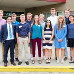 CCHS Honors 2018-19 Sportsmanship Athletes