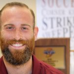 Pfeifer Selected as CCC Coach of the Year