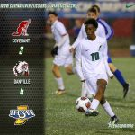 Late PK Sinks Boys Soccer