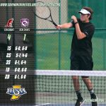 Boys Tennis Downs Ben Davis