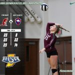 Girls VB Picks Up Second Win in as Many Nights