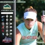 Cooper's Getting Hot for Girls Golf, Makes All-City Team