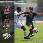Two Late Goals Sink Boys Soccer