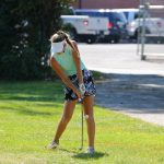 Girls Golf Season Ends in Sectional