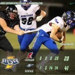 HCS Pulls Away from Football
