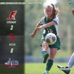Girls Soccer Wins Two to Advance to City Semis