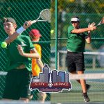 Wilson and Shelton Advance to City Finals in #1 Doubles