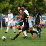 Boys Soccer Upset by Attucks in City Quarters