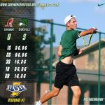 Zionsville Knocks Boys Tennis Out of Regional