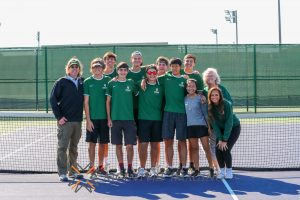Boys Tennis Season Highlights – Fall 2019