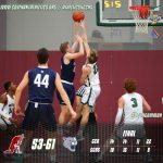 Cougars Rally in Fourth to Hand BBB First Loss of Season