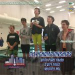 Boys Post Strong Showing at City Championships, Fink Wins Two Titles