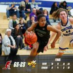 Lady Warriors Sweep Week