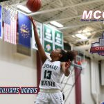 Williams-Harris Selected to All-City Team; Borom & Ludlow HM