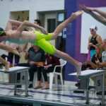 PRs Across the Board, Fink Sets Two More Records in Sectional Prelims