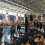 Swim Season Comes to Close in Sectional