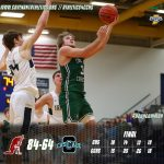 BBB Closes Regular Season with Win