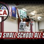 Williams-Harris Named Small School All-State, Borom HM
