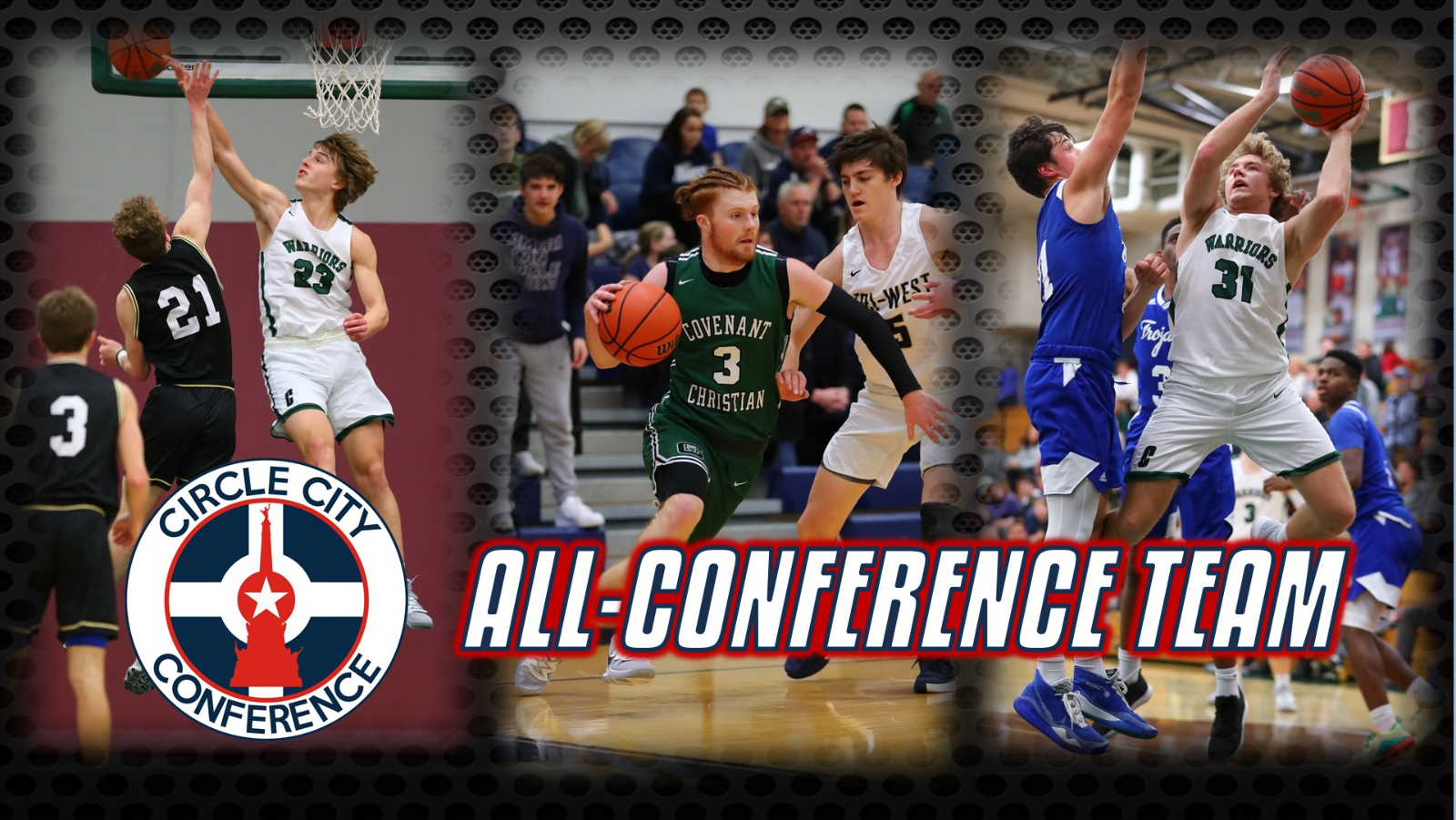 BBB Puts Three Players on All-Conference Team