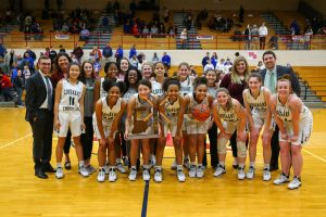 Girls Basketball Highlights 2019-2020