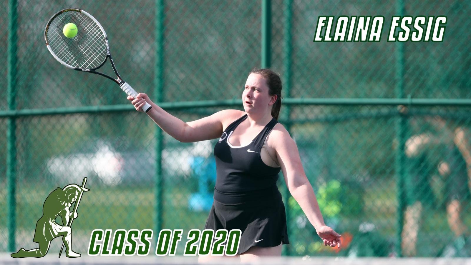 Spring Sports Senior Spotlight: Elaina Essig