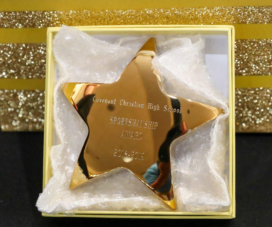 Sportsmanship Nominees Recognized