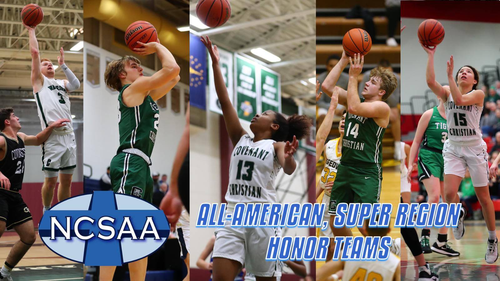 NCSAA Releases Basketball All-American, Super Region Teams