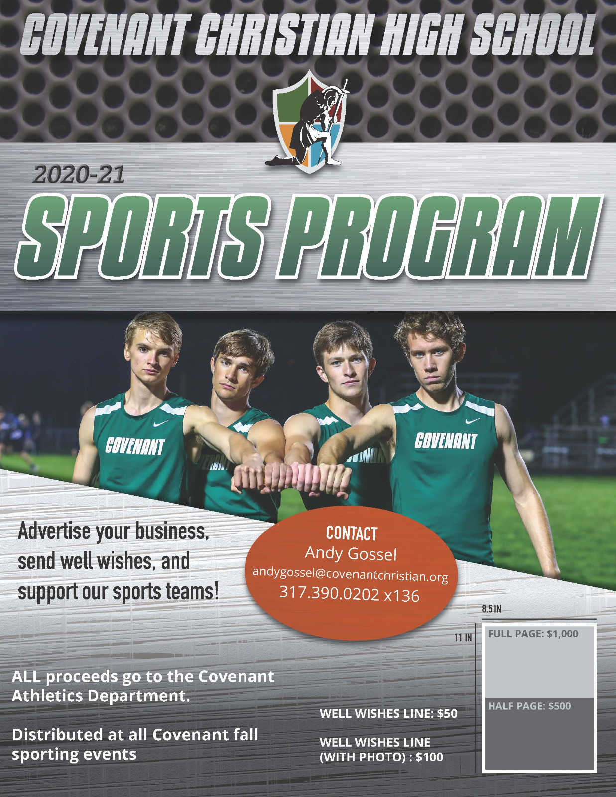 New Sports Programs for the 2020-21 School Year