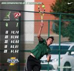 Boys Tennis Beats Pike to Move to 8-2