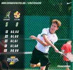 Boys Tennis Wins Again