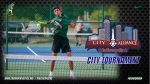 Boys Tennis City Tournament Draw Released