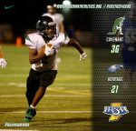 FB Knocks Off Heritage Christian