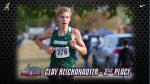 Reichanadter Finishes Second at City Meet