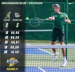 Boys Tennis Season Ends in Regionals