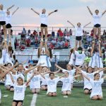 Youth Cheer Clinic Performs with SPHS