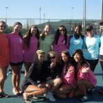 Girls Tennis Tryouts October 6th-10th