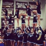 Cheerleaders Qualify for Nationals!