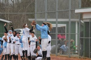 SP Varsity Softball vs Leeds 2/21/15
