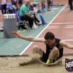 Brayden Pierce, SPHS senior, places 2nd in Triple Jump at Indoor Nationals…
