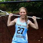 Audrey Roell Selected for Brine National Lacrosse Classic