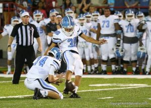 Spain Park vs Thompson