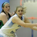 Spain Park High School Girls Varsity Basketball beat Minor High School 73-34